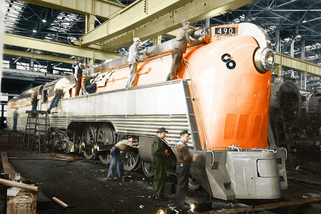 490 rebuilt 1947