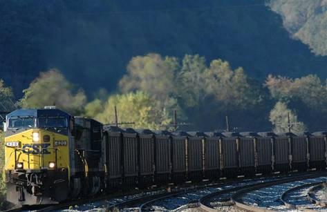 New Coal Business for CSX