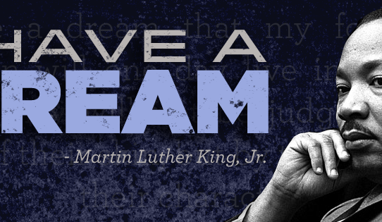 ​Celebrate Martin Luther King Jr. Day through Community Service