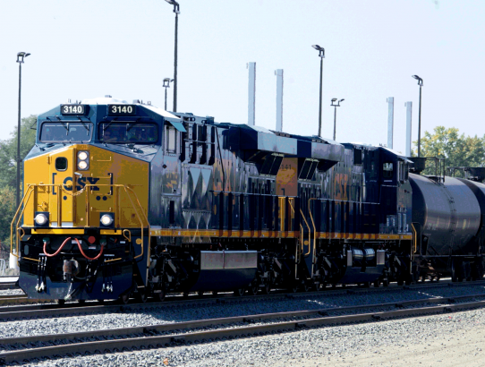 Crude-by-rail business poised for growth