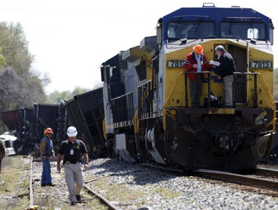 Will CSX withstand CEO, Harrison?